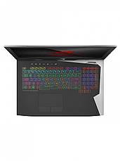Ноутбук ASUS G703GS-E5005R 17.3FHD AG/Intel i7-8750H/32/1000+2*256SSD/NVD1070-8/W10P/Titanium, фото 3