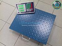 Товарные весы 600 кг | Nokasonic беспроводные