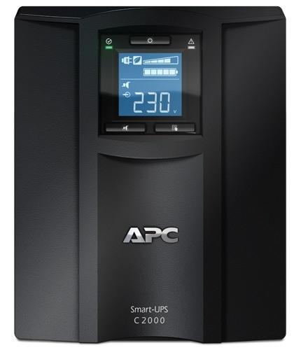ИБП APC Smart-UPS C 2000VA LCD