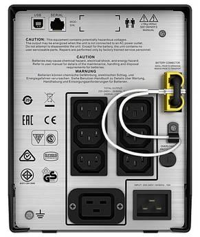 ИБП APC Smart-UPS C 2000VA LCD, фото 3
