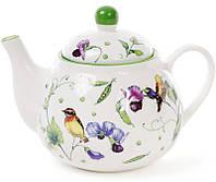 Чайник заварочный фарфоровый Кантри 900мл BD-940-100psg, КОД: 295890