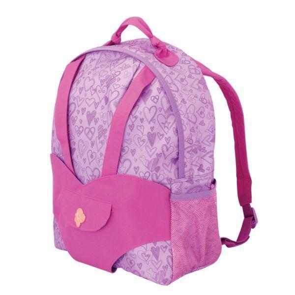 Набор аксессуаров Our Generation Рюкзак фиолетовый BD37418Z