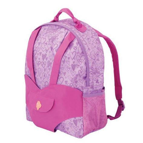 Набор аксессуаров Our Generation Рюкзак фиолетовый BD37418Z, фото 2