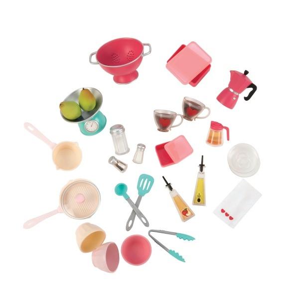 Набор аксессуаров Our Generation для кухни BD37283Z