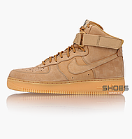 3bcc6bb2 Мужские кроссовки Nike Air Force 1 High '07 LV8 Brown 882096-200, оригинал