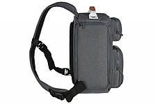 Рюкзак слинг для фото/видео камер Golla Cam bag L, серый, фото 3