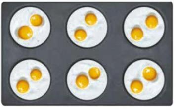 Противень Unox TG935 EGGS PAN
