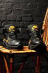 Зимние кроссовки Nike M2K Tekno Winter (Черно-оранжевые), фото 4