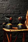 Зимние кроссовки Nike M2K Tekno Winter (Черно-оранжевые), фото 6