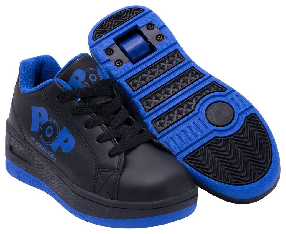 9406e5f9 Роликовые кроссовки Heelys POP Wave (с кнопкой) HES10292 - Магазин Roliki в  Одессе