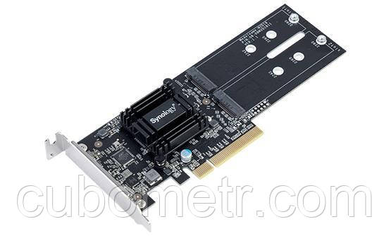 Адаптер Synology NVMe SSD Cache Upgrade Card, фото 2