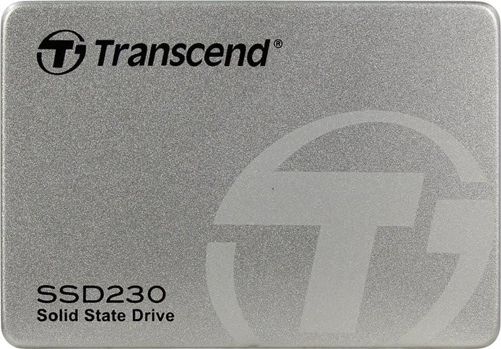 """Твердотельный накопитель SSD 2.5"""" Transcend 230 128GB SATA TLC"""