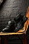 Зимние кроссовки Nike M2K Tekno Winter (Черные), фото 3