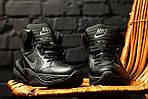 Зимние кроссовки Nike M2K Tekno Winter (Черные), фото 5