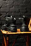 Зимние кроссовки Nike M2K Tekno Winter (Черные), фото 4
