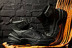 Зимние кроссовки Nike M2K Tekno Winter (Черные), фото 8