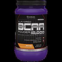 BCAA аминокислоты Ultimate Flavored BCAA 12,000 Powder (457 г) Апельсин