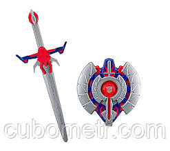 Набор игрушечного оружия eKids Transformers, Optimus Prime, Звуковой эффект