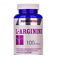 L-Аргинин капс.1г (100 капс.,Красота и Здоровье,Украина)