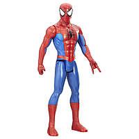 Фігурка Людина-Павук класичний 30см серія Titan Hero Power Port FX, фото 1