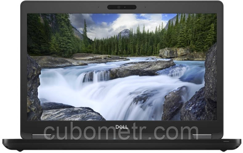 Ноутбук Dell Latitude 5490 14FHD AG/Intel i7-8650U/8/256F/int/Lin