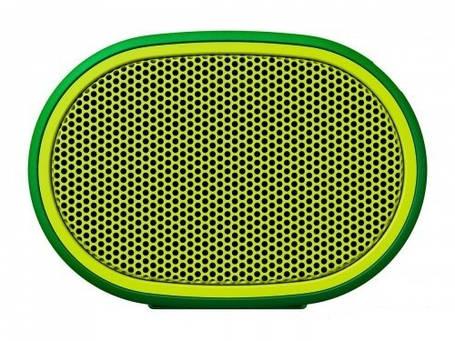 Акустическая система Sony SRS-XB01G Green, фото 2