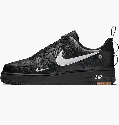 88439694 Мужские кроссовки Nike Air Force 1 07' LV8 Utility Black AJ7747-001,  оригинал