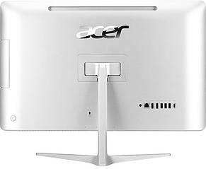 ПК-моноблок Acer Aspire Z24-880 23.8FHD/intel i5-7400T/8/1000/ODD/NVD940-2/Lin/Silver, фото 2
