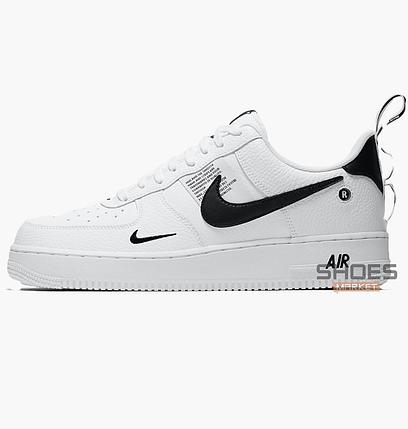 Мужские кроссовки Nike Air Force 1 07  LV8 Utility White AJ7747-100 ... b0a9ab1853907
