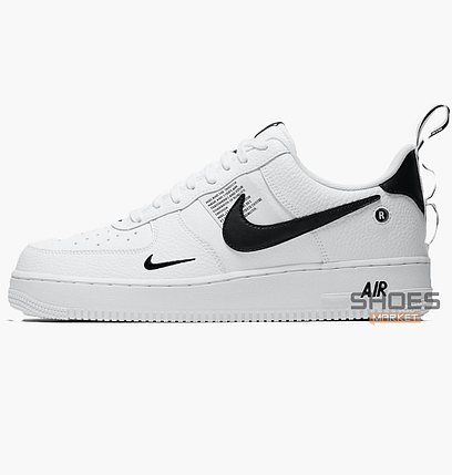f5dbd105 Мужские кроссовки Nike Air Force 1 07' LV8 Utility White AJ7747-100,  оригинал