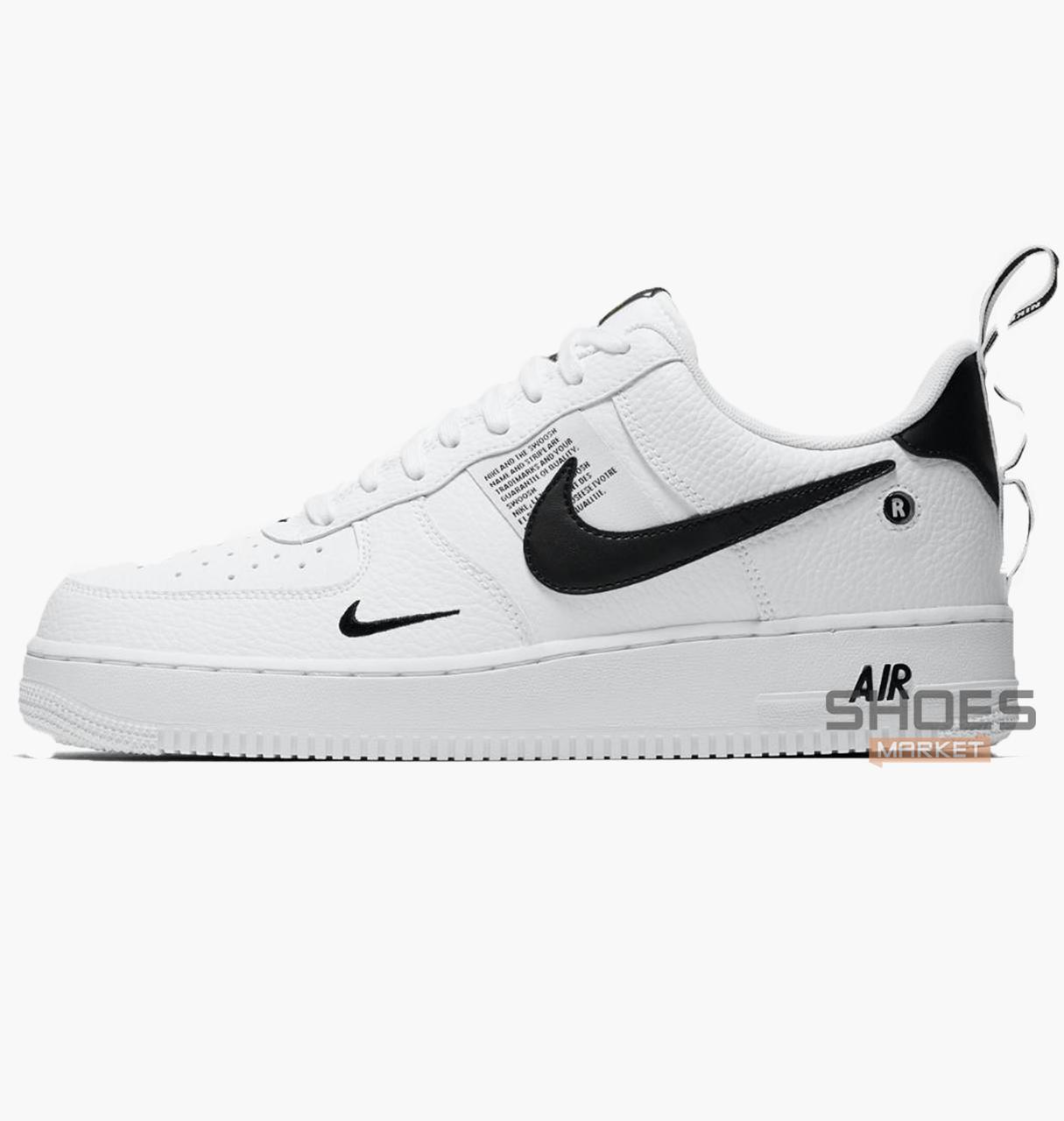cf1d7b9f Мужские кроссовки Nike Air Force 1 07' LV8 Utility White AJ7747-100,  оригинал
