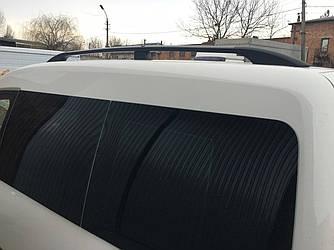 Рейлинги черные - Volkswagen Caddy 2015+ гг.