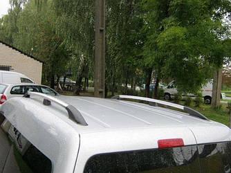 Рейлинги хром - Volkswagen Caddy 2015+ гг.