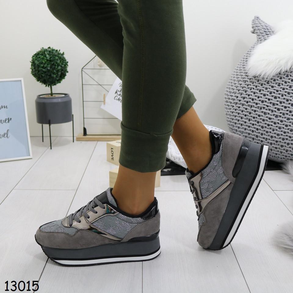 Женские кроссовки сникерсы на платформе, А 13015 - YouStyle - огромный  выбор женской и мужской 30ac26a10cc