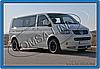 Полная окантовка стекол (14 частей, нерж) - Volkswagen T5 Transporter 2003-2010 гг., фото 2