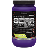 BCAA аминокислоты Ultimate Flavored BCAA 12,000 Powder (457 г) Лимонный лайм