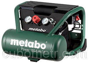 Компрессор Metabo Power180-5WOF безмасляный
