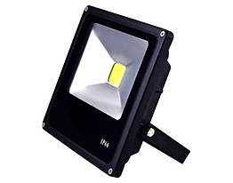 Светодиодный LED прожектор Kronos LAMP влагозащищенный IP66 50W Черный par0208025, КОД: 225381