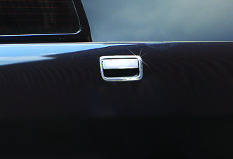 Накладка на ручку багажника (нерж) - Volkswagen Amarok