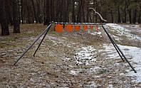 Стойка Средняя с гонгами 25,50,75,100,125,150 мм Сателит (640), фото 1