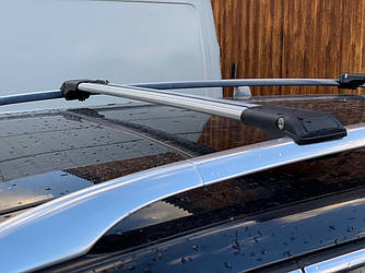 Поперечены на рейлинги под ключ (2 шт) - Volkswagen Passat B6 2006-2012 гг.