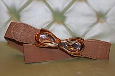 Ремень  для женщин резинка, фото 2