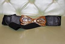 Ремень  для женщин резинка, фото 3