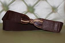 Ремень  для женщин резинка бантик, фото 2