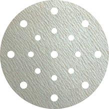 Шлифовальный круг Klingspor (липучка) O125мм P220 с отверстиями PS73BWK