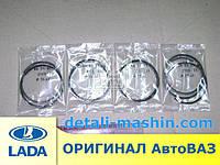 Кольца поршневые ВАЗ 76,4 (пр-во АвтоВАЗ)  21080-100010031