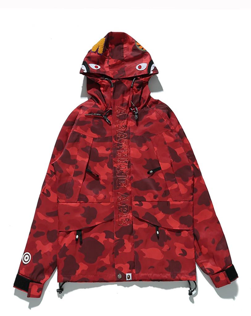 Куртка-ветровка Bape