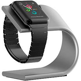 Док-станция для Apple Watch Aluminium series Silver IGWDSASS2, КОД: 146706