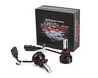 Светодиодные LED лампы rVolt RC01 HIR2 9012 8000Lm, КОД: 147322