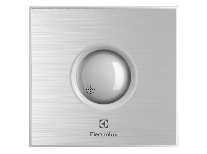 Вентилятор бытовой осевой Electrolux EAFR-120T steel Rainbow